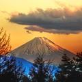 Photos: 君も見ているだろう ~Mt.Fuji@清里~