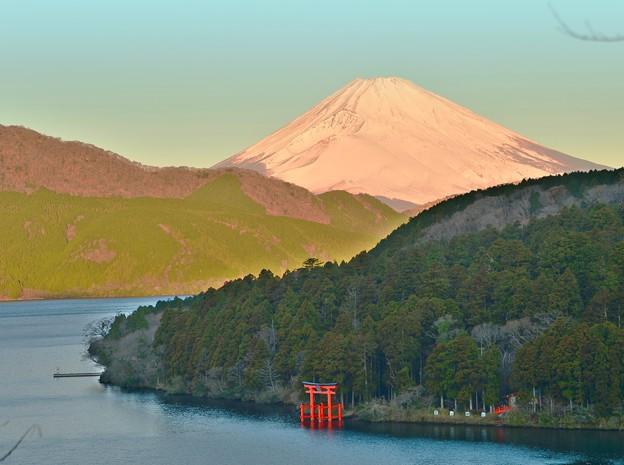 Photos: パワースポット ~富士山&箱根神社~