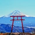 唯一無二の存在 ~霊峰富士~