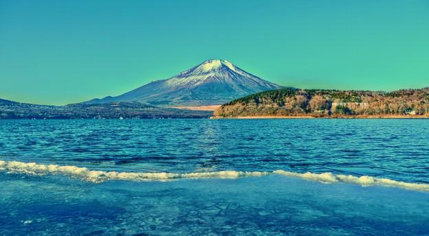 氷点下3℃の風景 ~氷結~
