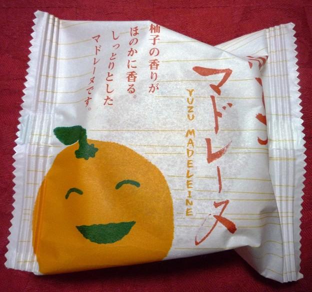 柚子マドレーヌ4