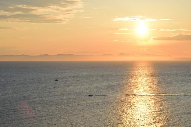 写真: 小樽の夜明け3