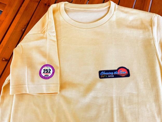 SSTR Tシャツを作ってみた