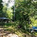 Photos: 矢筈公園キャンプ場 テントサイト