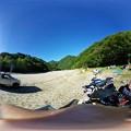 Photos: 【360カメラ】矢筈公園キャンプ場の朝