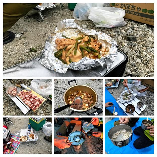 Photos: キャンプ飯 パート1