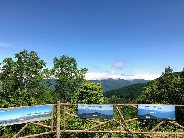 南駒ヶ岳・空木岳・西駒ヶ岳