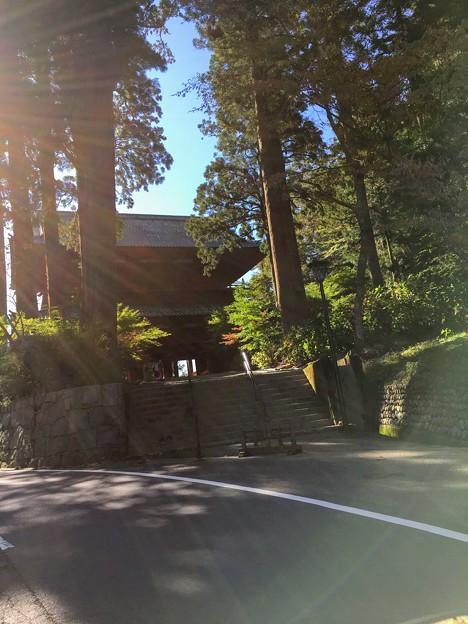 高野山の大門