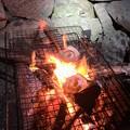 サザエのつぼ焼き