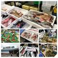 備前海の駅 魚市場