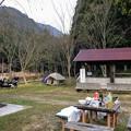 Photos: 三国山公園鳥羽キャンプ場の朝