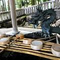 Photos: 気多若宮神社の手水舎