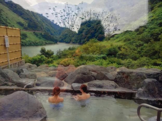 とちの湯 露天風呂(イメージ)