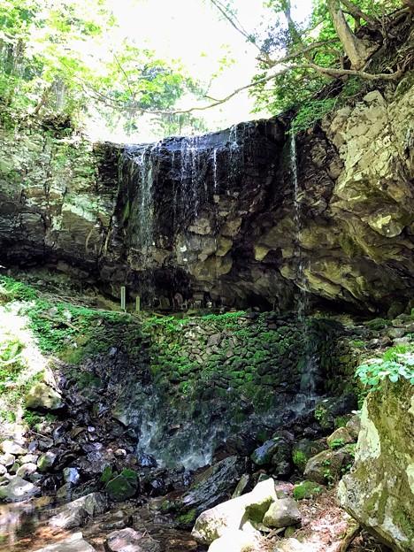 裏見の滝 岩井滝