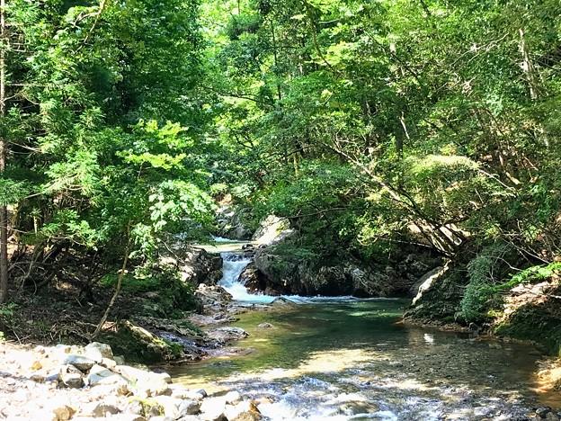 Photos: 赤西川