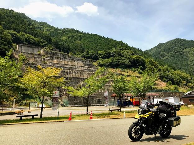 Photos: 神子畑選鉱場跡