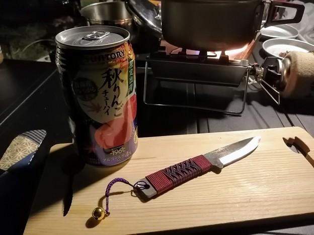 肥後の守シースナイフ