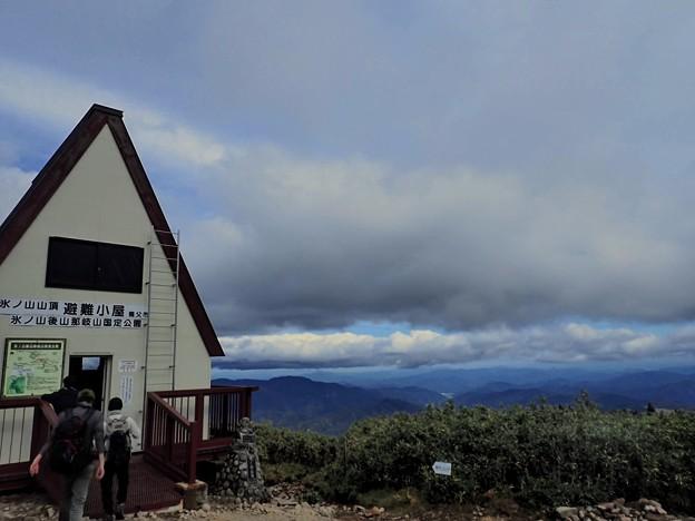 氷ノ山山頂