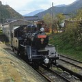 蒸気機関車C12 167号機