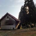 上山高原避難小屋