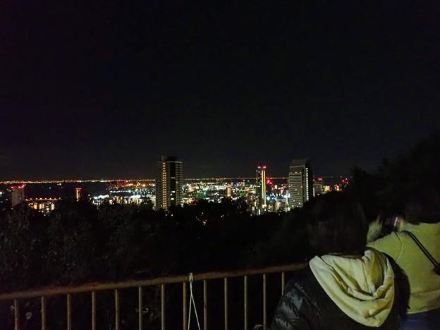 見晴台からの夜景