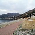 丸山海岸 朝の散策
