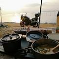 Photos: キャンプ飯(朝食)