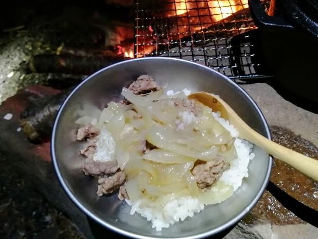 淡路牛肉丼