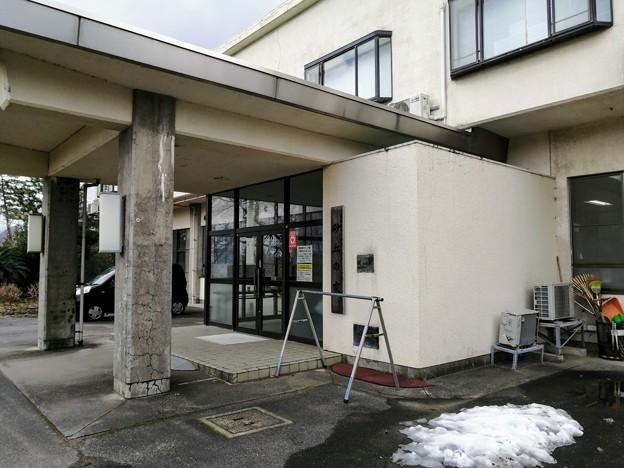 受付のある「鳥取市サイクリングターミナル」