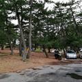 Photos: 柳茶屋キャンプ場に到着!