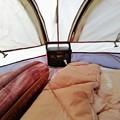 Photos: 冬キャンプの必需品 ポータブル電源