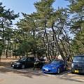 Photos: キャンプ場を出発
