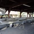 柳茶屋キャンプ場の炊事棟