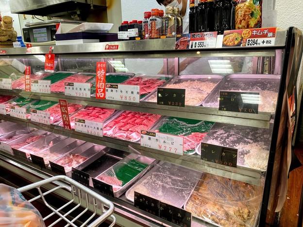 たつ屋サンクシティ榛原店でお肉を調達