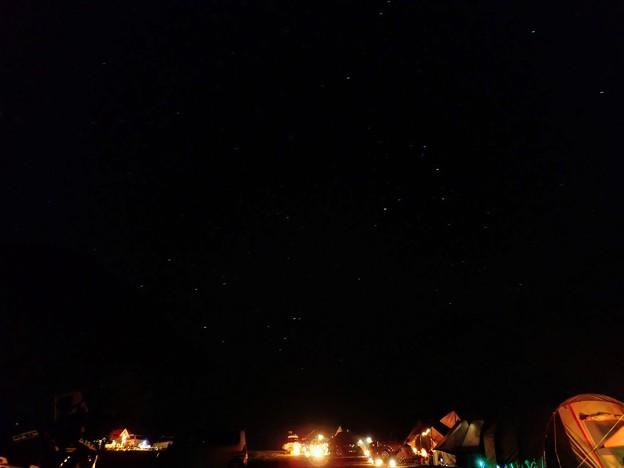 Photos: キャンプ場夜景