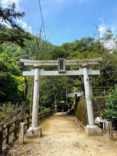 天石門別(あめのいわとわけ)神社