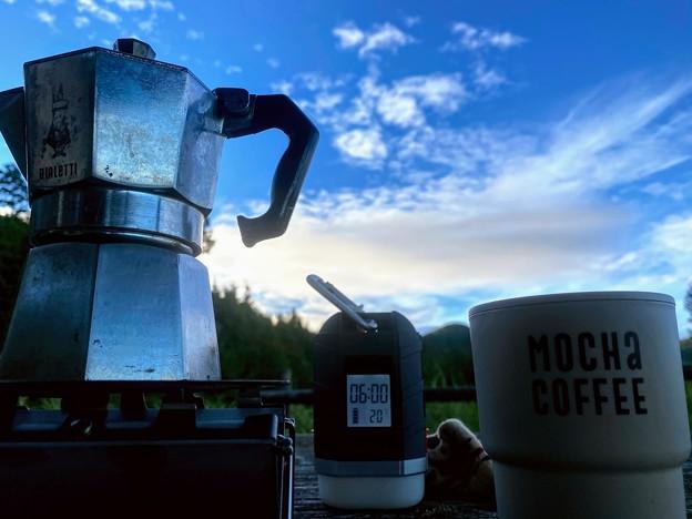 Photos: モーニングコーヒー