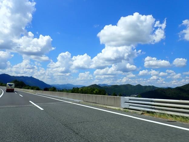 篠山まで来ると少しだけ気温が下がった気がする