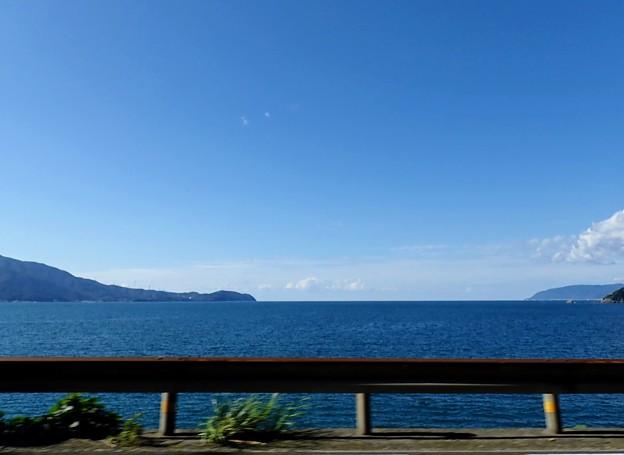 こんな天気はご機嫌になれる湾岸ツーリング