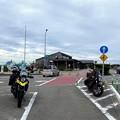 Photos: 道の駅 高松で無事合流