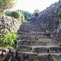 Photos: 小辺路の石階段