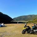 Photos: 北山川河川敷