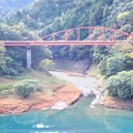 Photos: 日高川の草紅葉