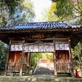 Photos: 牛窓神社の隋身門