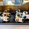 Photos: 牛窓神社の牛の置物