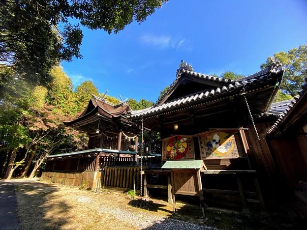 Photos: 牛窓神社 本殿