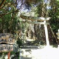 Photos: 牛窓神社の鳥居