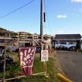 Photos: 邑久町尻海の漁港にある「玉津食堂」