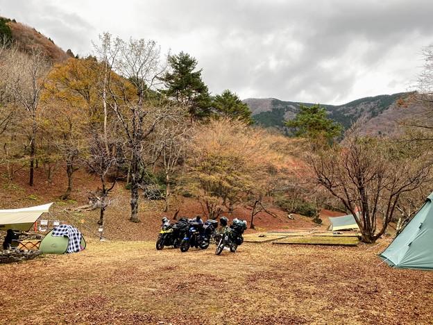 久々の後山キャンプ場