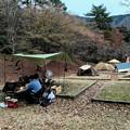 Photos: 今までで一番混んでる後山キャンプ場